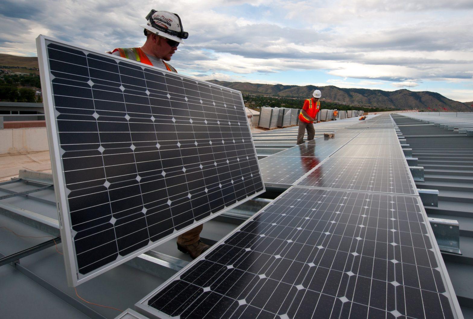 Transition énérgétique & énergie solaire